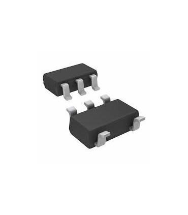 TLV271CDBV - Amp Op, 550-uA/Ch 3-MHz, SOT23 5 Pinos - TLV271CDBV