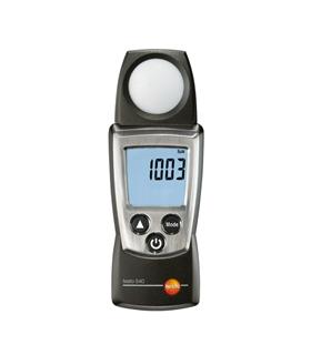 TESTO540 - Luximetro Com Célula Fotoelectrica Inc. - TESTO540