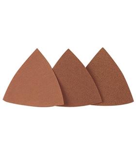Folhas de lixa em Corindo para OZI, grão 80, 5un - 2228880