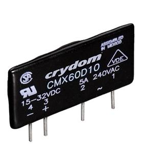 Rele Estado Solido Crydom 10A, 60VDC - CMX60D10
