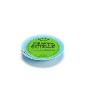 Malha de dessoldar NO-Clean 10peças ERSA, 1.5m, 2,2mm - 0WICKNC2.2/10