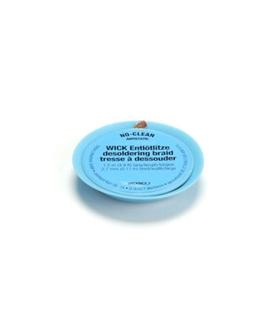 Malha de dessoldar NO-Clean ERSA, 1.5m, 2,7mm, 10peças - 0WICKNC2.7/10