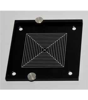 Fixação de quadros para ERSA, PL 650 - 0PR100-PL650