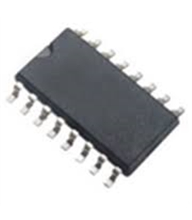 74HC595ADG - IC, 74HC CMOS, SMD, SOIC16 - CD74HC595ADG