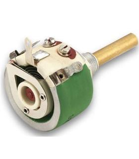 Potenciometro bobinado 10K - 25W - 16110K25