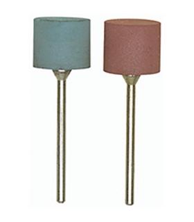 Conjunto de 2 polidores cilindricos em silicone Ø14x12mm - 2228295