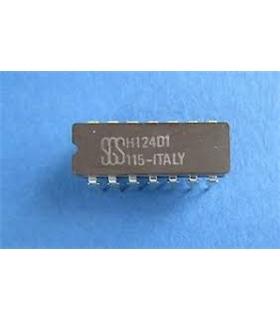 SN74HC132N - IC, QUAD NAND, 74HC132, DIP14, 5V - CD74HC132