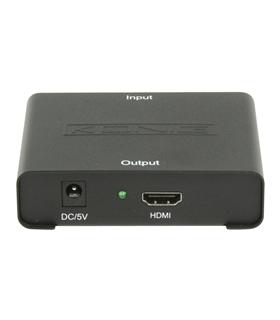 Conversor VGA + RCA to HDMI 1080p - HDMICON21