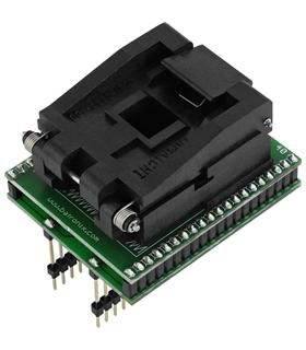 PLCC44-DIP40 PRO - ADAPTOR, PLCC44-DIP40 - PLCC44-DIP40