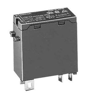 Relés de estado sólido - Montagem industrial MODULE I/O AC - G3ROA202SZNDC524