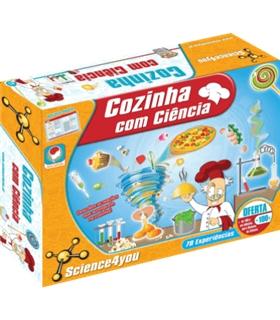 kit Cozinha com Ciencia - 398214