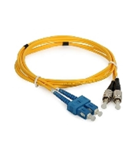 PC-513D / L3413 - Patchcord Ethernet Monomodo Duplex - L3413