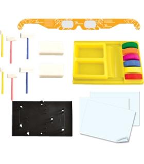 Fábrica de cores 3D - 397415