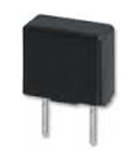 Fusível miniatura rectangular TE5 lento T0.080A - 622M008