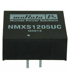 NMXS1205UC - CONVERTIDOR, CC/CC, 5W, 5V - NMXS1205UC