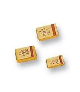 Condensador Electrolitico, SMD, 4,7 UF, 20V - 354.720D