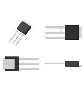 IRFU9014 - MOSFET, P, -60V, -5.1A, I-PAK - IRFU9014PBF