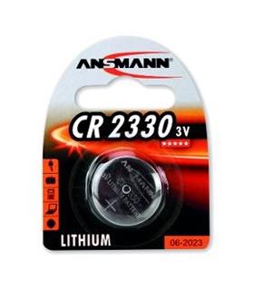 Pilha de Litio 3V Ansmann CR2330 - 1516-0009