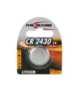 Pilha de Litio 3V Ansmann Cr2430 - 5020092