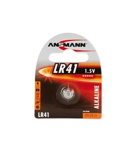 Pilha Alcalina Lr41 Ansmann 1.5V - 5015332
