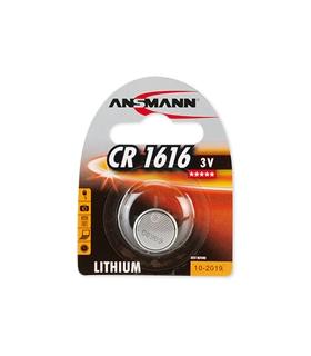 Pilha de Litio 3V Ansmann Cr1616 - 5020132
