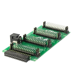 PIRACK - CIRCUIT RACK FOR RASPBERRY PI - PIRACK