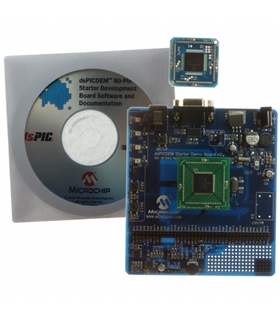 DM300019 - DEV BOARD, DSPIC, 30F6014A, DSPIC33F - DM300019