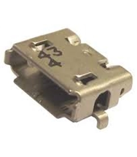 47589-0001 - MICRO USB TYPE AB, RECEPTACLE BOTTOM - MICROUSBAB