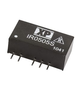 IR0515S - DC/DC CONVERTER, SEMI REG, DUAL 15V - IR0515S