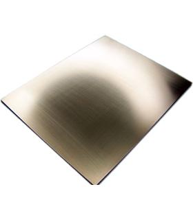 Placa Fibra de Vidro de 1 Face 107x58cm - 313E10758