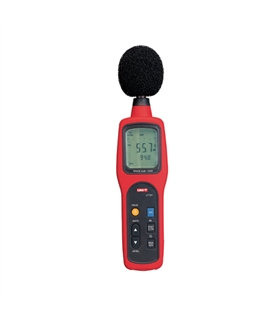 Sonómetro 30..130dB - Uni-T UT351 - UT351
