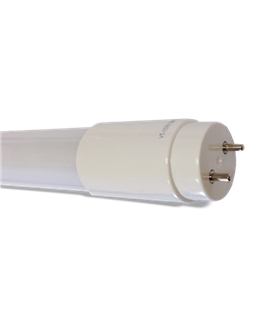 10W T8 LED Tube - Plastic, White, 600 mm - VT6127