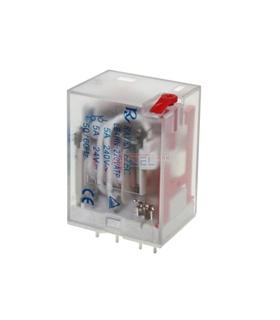 LB4HN-12DTS - Relay: electromagnetic; 4PDT; Ucoil:12VDC; 5A - LB4HN-12DTS