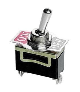 Interruptor Alavanca 1 Circuito 1 Teimoso Grande - 9141C1TG