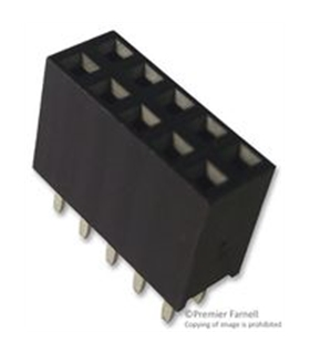 2214S-10SG-85 - SOCKET, PCB, 2 x 10WAY - 2214S-10SG-85