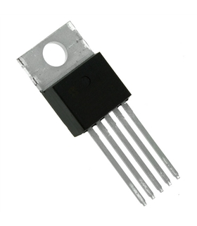2SK3565 - Mosfet N, 900V, 5A, 45W, 2 Ohm, TO220 - 2SK3565