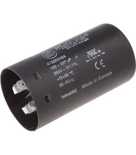 Condensador Serviço Permanente 140Uf 250V - 35140250