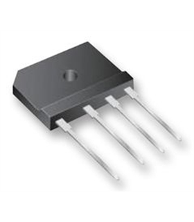BU15105S-E3/45 - RECTIFIER, BRIDGE, 1000V, 15A, BU-5S - 1618151000