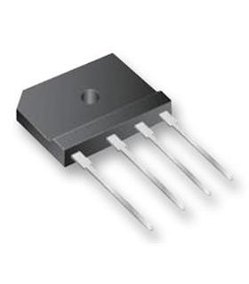BU15105S-E3/45 - RECTIFIER, BRIDGE, 1000V, 15A, BU-5S - 1618151000