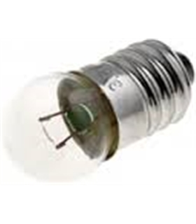 Lâmpada De Rosca 4.8V E10 - LR4.8