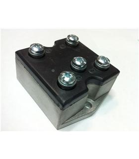 VUO35-12N07 - Ponte Rectificadora Trifasica 38A/1200V-85ºC - VUO35-12N07