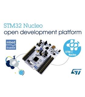 NUCLEO-F334R8 - DEV BOARD, 32BIT STM32F334R8 MCU - NUCLEO-F334R8