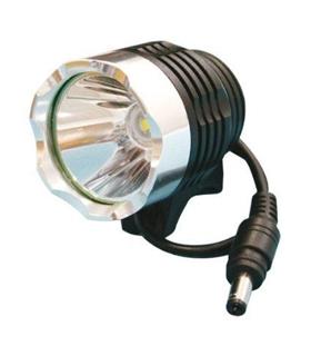 Lanterna Leds 10W Cabeça C/ Zoom Recarregável 60.384 dh - 60.384