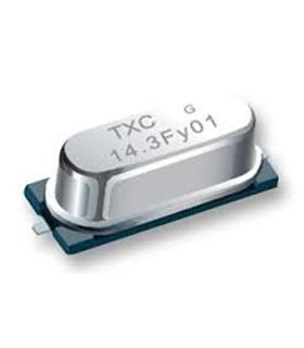 9C-4.096MAAJ-T  XTAL, 4.096MHZ, 18PF, SMD, HC-49S - C4.096D