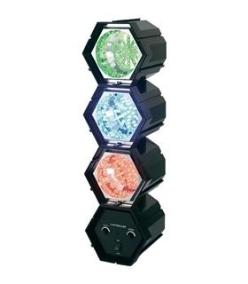 Sequenciador de Luzes 3 Modulos de 47 Leds - 86230