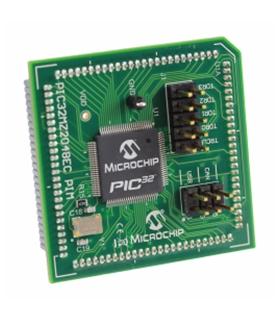 MA320012 - ADD-ON BRD, PIC32MZ2048EC, PIM - MA320012