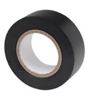 Rolo de Fita Isoladora Preta 0.12mmX19mmX20m - TESA - FIS20BTESA
