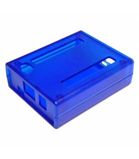 Caixa Azul Translúcido para BeagleBone Black - BEAGLEBONEBOXA