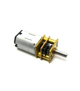 50:1 Metal Gearmotor 238X99x132 mm - POL-1098