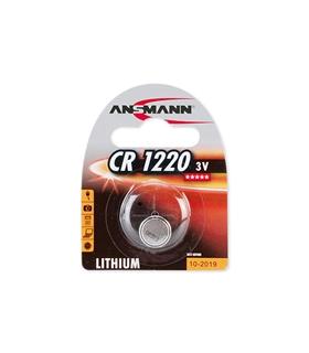 Pilha de Litio 3V Ansmann Cr1220 - 5020062